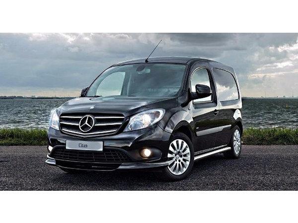 Mercedes Benz Citan leasen
