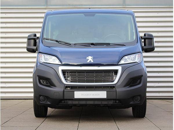 Peugeot Boxer leasen