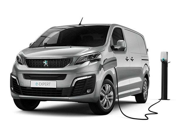 Peugeot e-Expert leasen