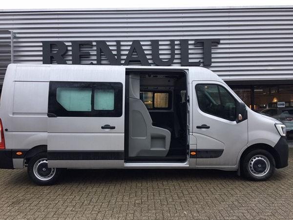 Renault Master leasen
