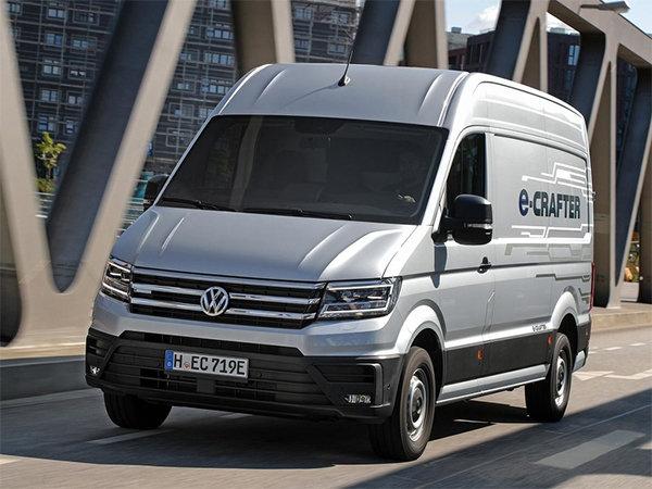 Volkswagen Crafter leasen